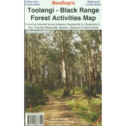 Yarra Valley - West Gippsland Adventure Map