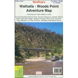 Mt. Disappointment-Kinglake Ranges Forest Activities Map