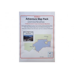 Toolangi - Macedon Adventure Map.